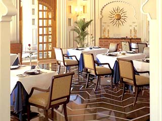 The Oberoi Udaivilas Hotel Udaipur Restaurant