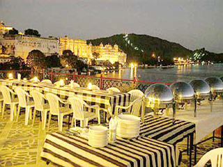 Wonder View Palace Hotel Udaipur Restaurant