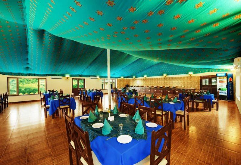 Kumbhalgarh Safari Camp Udaipur Restaurant