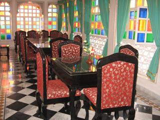 Shree Jagdish Mahal Hotel Udaipur Restaurant